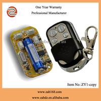 12V/24v remote control wireless for alarm system