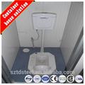 経済プラスチック中国製ポータブルトイレ携帯