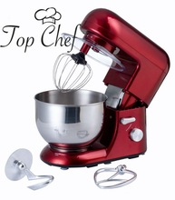 5.0 litre bowl made of stainless stell for max 2kgs mixture stand mixer