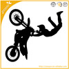 New sports motorcycle vinyl wall sticker home decor zooyo wall decal wall art wallpaper design for boy's room