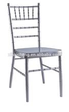 China Aluminum Wedding Banquet Chiavari Chair DYD-325