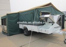2014 new design tent camper trailer Australia Standard, offroad camper trailer
