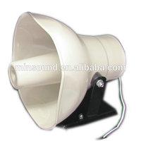 HS300D 30W Aluminum Square pa system horn passive 8ohms speaker