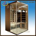 1750w calentador de la sauna de infrarrojos& de la pista y el equipo de campo