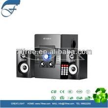 2014 new speaker case 2.1 subwoofer speaker! super bass subwoofer speaker big music home