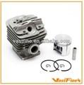 China alta qualidade 46mm motosserra cilindro& pistão stihl encaixa 360 036