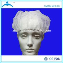colorful disposable pattern hair nursing surgical cap