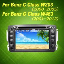 Car DVD Player for Mercedes Benz G Class W463(2001-2012)