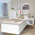 ahorro de mobiliariodesala cama de madera