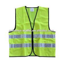 high quality traffic police EN471 reflective safety vest