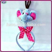 hotsale new optional animal headband For adults and Children Halloween Props elepant headwear