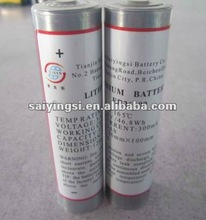 3.6v cc size high temperature downhole lithium battery dry battery