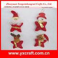 Decoración de la navidad zy14y87-1-2-3-4 15cm
