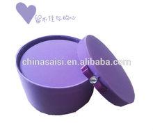 High Quality Round Candle Box For Chrismas