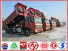 New Foton auman dump truck supplier for ETX 10wheel tipper truck sale in tata