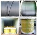 Alambre de acero galvanizado / Estancia alambre / Guy alambre BS 183 7 / 4.0mm