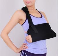 customerized promotion logo colorful adjustable neoprene arm sling support