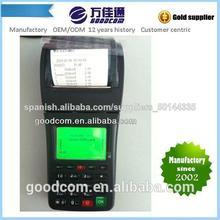 Mobile Thermal Printer/Mobile Pos Printer GT6000S for Rsetaurant,Online Shopping,Flower shop,etc
