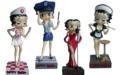 diseño personalizado de betty boop estatua para la venta