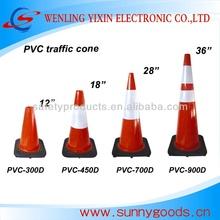 retractable traffic cone bar PVC-900D