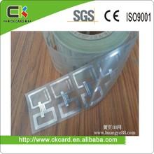 best price for vehicle number film/rfid sticker tag/rfid ntag203 nfc smart tag
