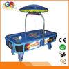 2014 newest token lottery redemption children mini arcade hot sale air hockey game machine
