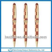 Office Stationery Fashion Nature Ballpoint Pen Wood