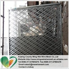 Hot sale! high quality hot dipped galvanized stainless steel flexible flat wrap crossed concertina razor wire netting