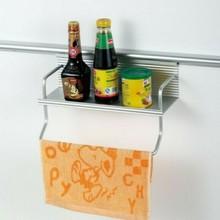 Exquisite design metal kitchen wire hot pot rack