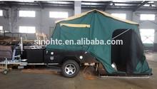 Australia Standard folding camper trailer tent