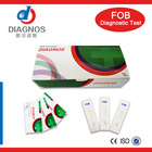 Diagnos FOB fecal occult blood test/FOB disposable test card/China