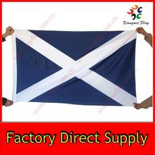 3 X 5 st. Andrews cruz escócia bandeira para referendo ( VNF1011 )