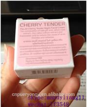 Natural Pasjel Pink Cherry Tender Night Cream Anti Pimples Cream