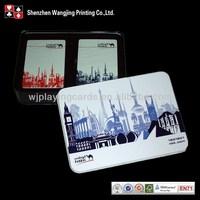Shenzhen Wangjing Supplier Poker Card Souvenir