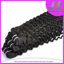 Wholesale 100% virgin human hair beyonce weaving