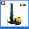 crawler portable hydraulic water well drilling equipment for sale