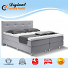 hotel style box spring bed