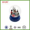 Cheap Custom resin souvenir london city snow globe crafts