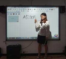 120 inch smart interactive