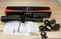 3-9X40 zoom Reflex Sight Laser riflescopes for sale con postola de montaje(Red+Green Laseer Configurable)