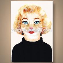 حار بيع احدث فن الرسميدويا الجنس اللوحة ديكور المنزل صور