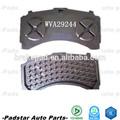 peças de reposição peças para caminhão mercedes benz fundição freio placa de apoio sprinter ônibus wva29244
