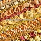 corn puff snacks making machine