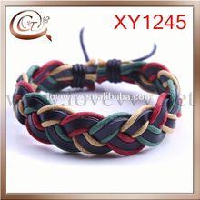 CT Guangzhou fashional newest Direct Leather Bracelet