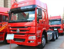 sinotruk howo mini tractor trailer truck