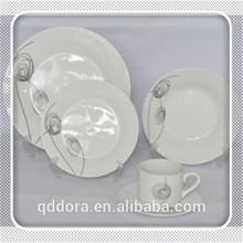 ceramic tableware manufacturers/modern japanese porcelain dinnerware set