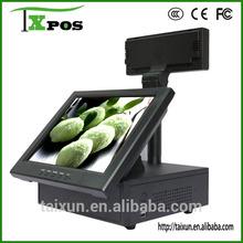 12inch touch pos machine/ cashier machine/12inch screen cashier