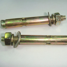 high strength wedge bolts nuts and washers made in China