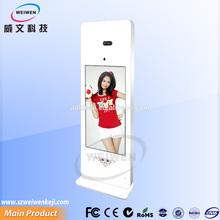 Electric lcd advertising digital magic mirror