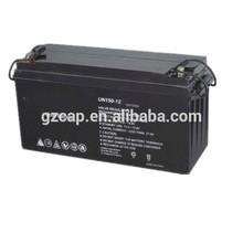 sealed lead acid deep cycle battery 65ah 100ah 150ah 200ah 250ah 2v 12v Factory Direct